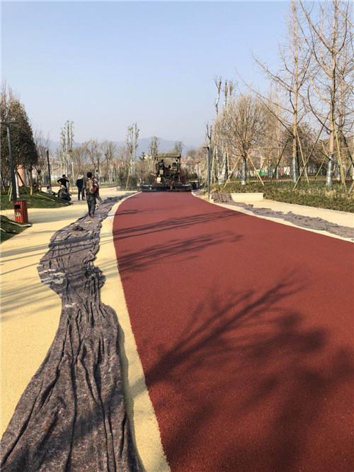 分享下彩色沥青混凝土路面养护技术及选择,你学会了吗!