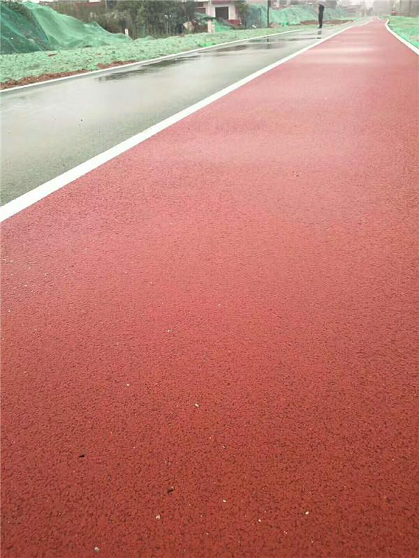 彩色沥青工程