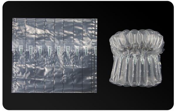 8柱12高蜂蜜玻璃瓶缓冲包装袋