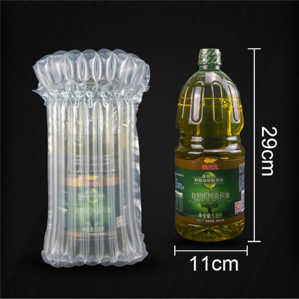 安康气柱袋1.8L油桶金龙鱼白酒桶