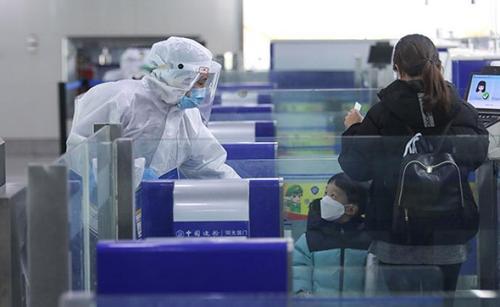 2月23日新增新冠肺炎确诊病例12例 均为境外输入病例