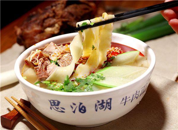 看这碗牛肉面,美味的诱惑简直一发不可收拾!