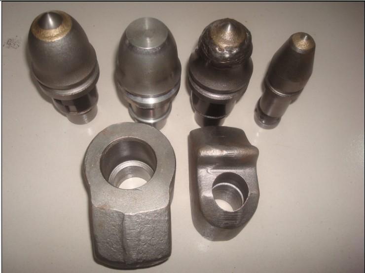 山西截齿厂家分析截齿耐磨层堆焊的优势