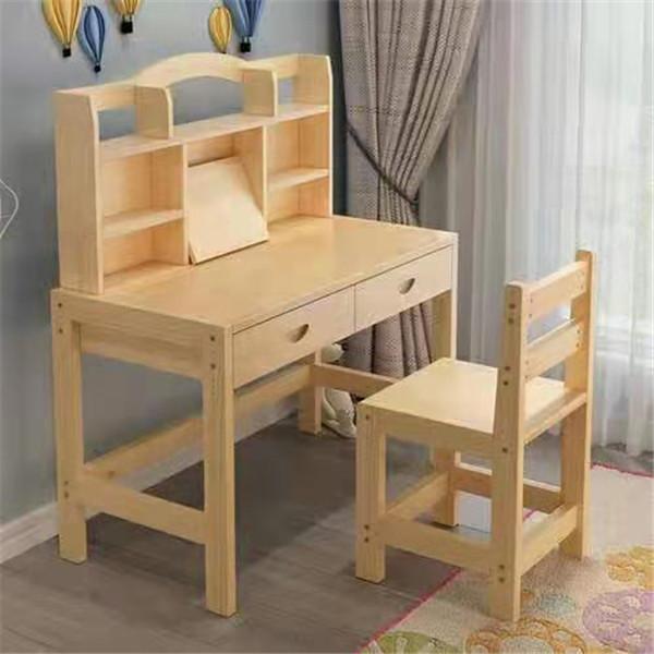 西安实木课桌椅批发