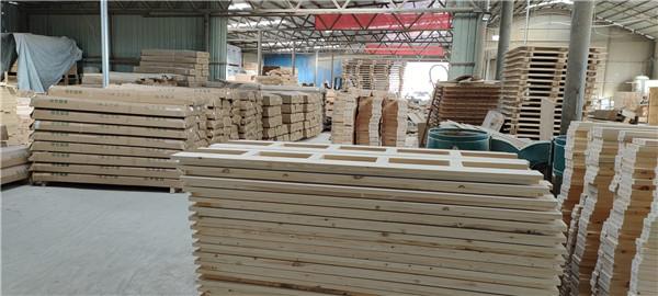 河南君驰木制品厂区展示