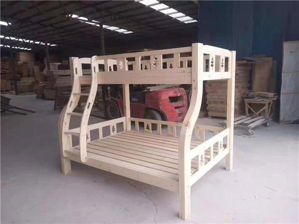 西安实木上下床公司告诉你实木床的类型有哪些