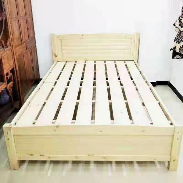 西安实木单层床厂家