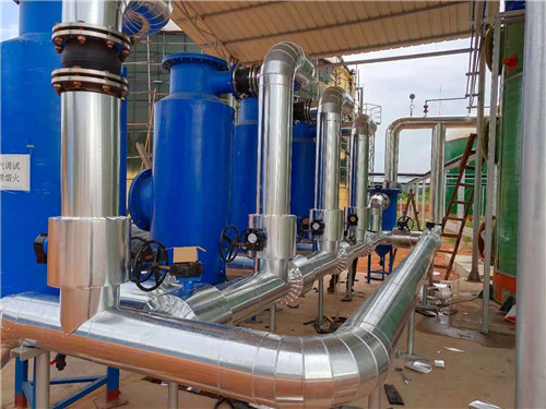 西安液氧罐喷涂工程