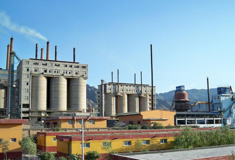 河北龙凤山炉料有限责任公司