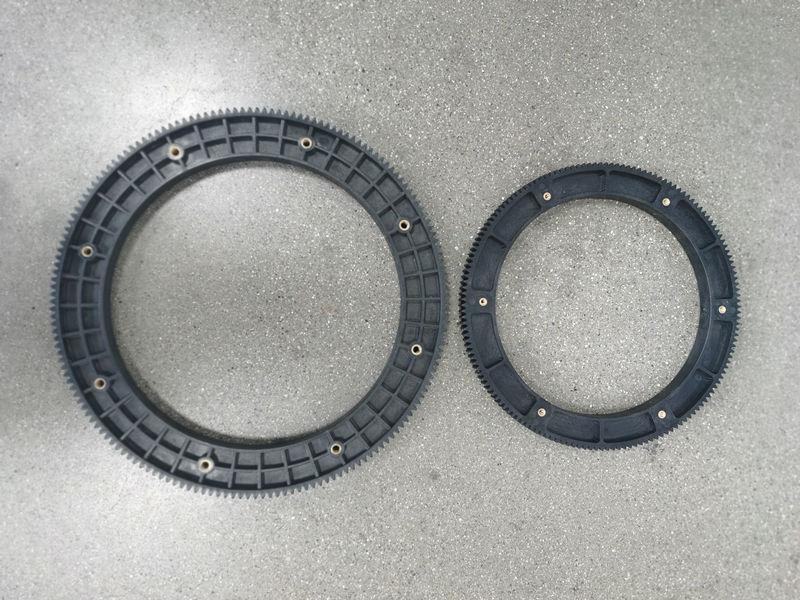 工业尼龙齿轮