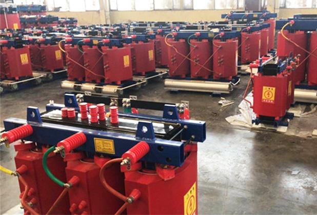 四川干式变压器销售成功案例