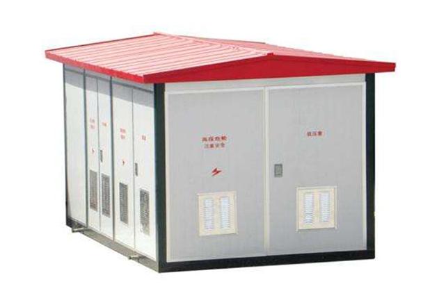 四川箱式变压器