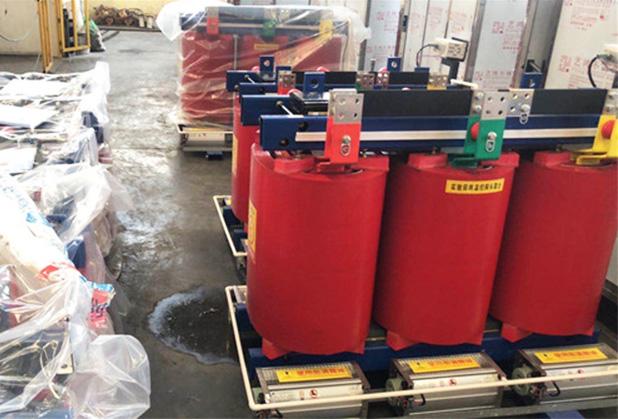 四川干式变压器厂