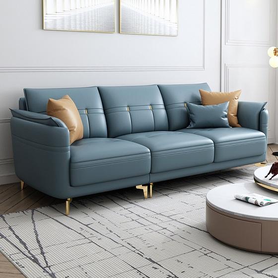 為什么不建議買真皮沙發?