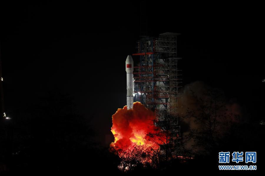 中国航天发射迎来2021年开门红