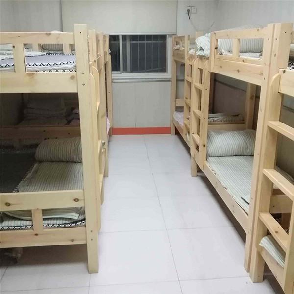 想要拥有一个健康的睡眠,你需要一款这样的实木床