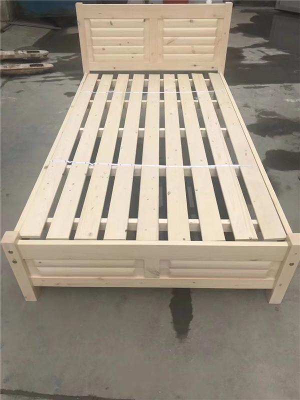 实木高低床零售价格