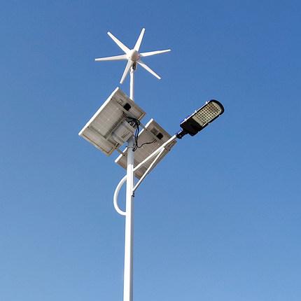 风力发电LED太阳能路灯