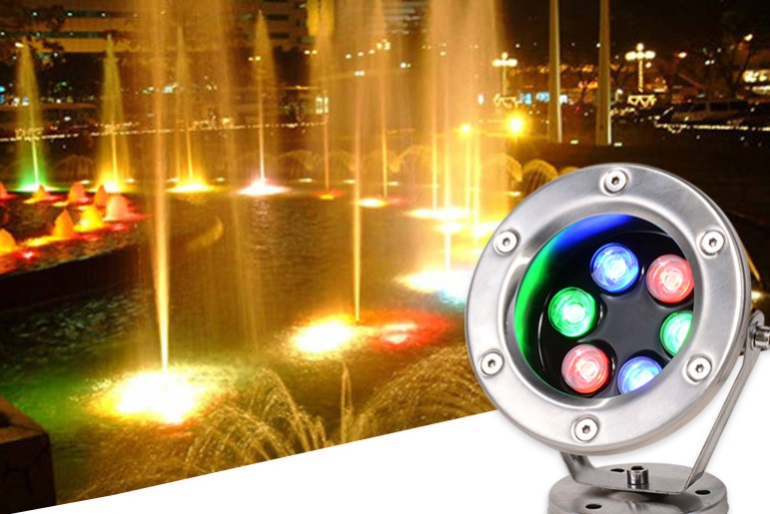 LED水下灯