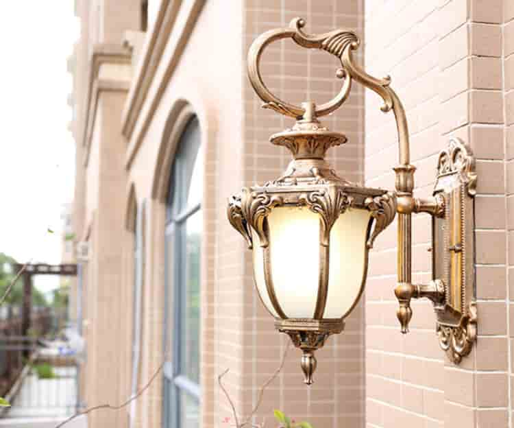 LED现代壁灯