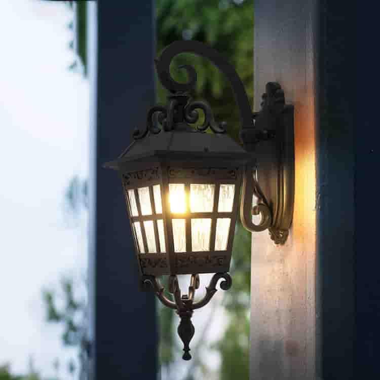 欧式壁挂灯