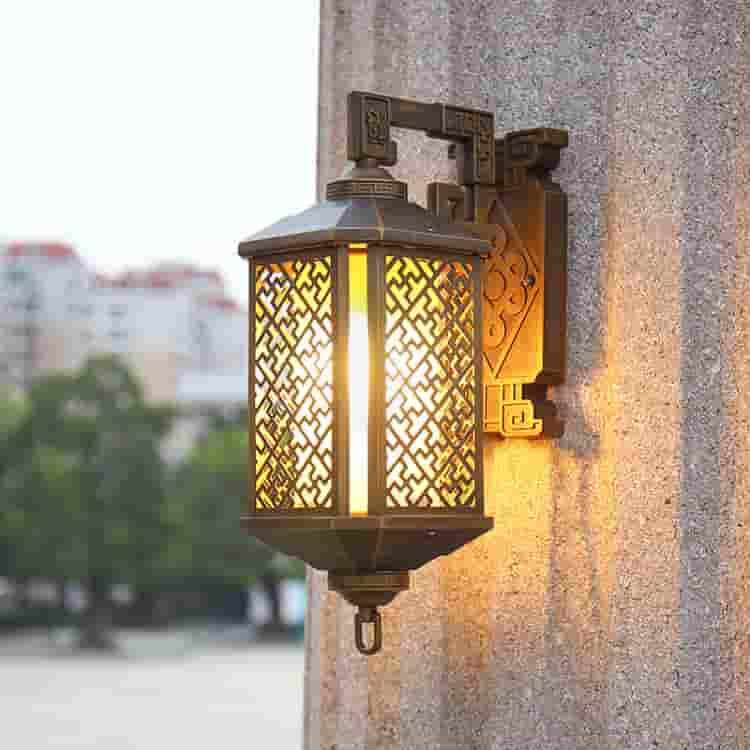 led中式壁灯