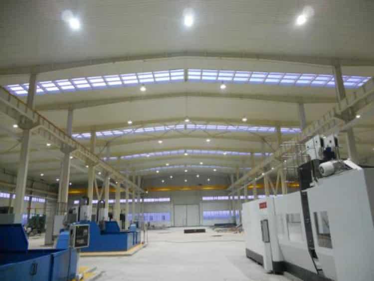 LED吊式三防厂房灯