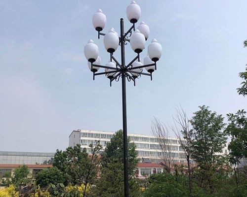 公园太阳能庭院灯