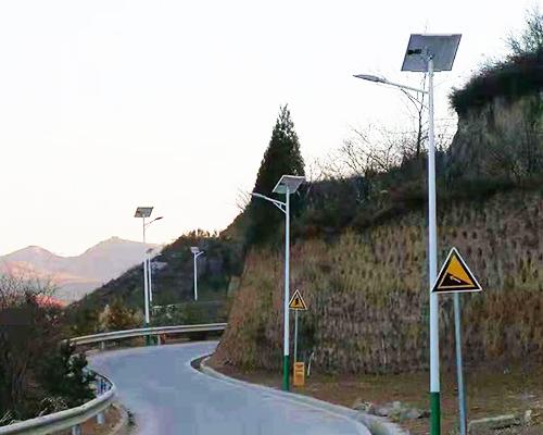 浅谈太阳能路灯的有优点