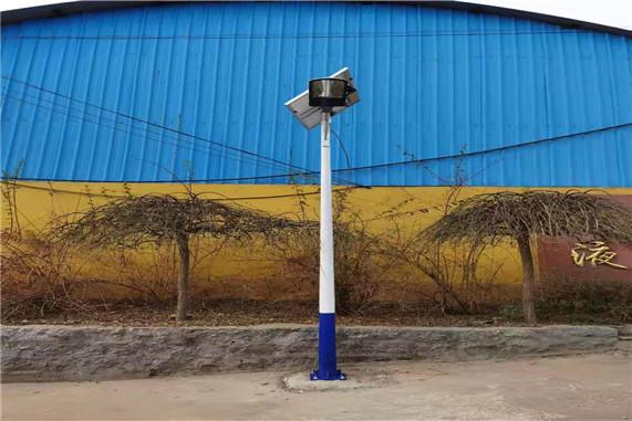 农村安装太阳能路灯的好处,金三普为你解答!