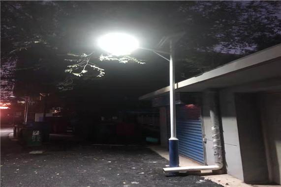 太原安装太阳能路灯