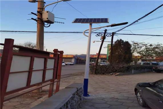 太阳能路灯的安装步骤,金三普带你了解!
