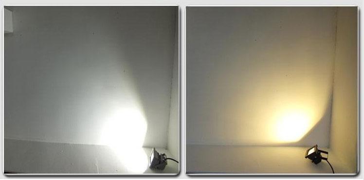 LED泛光灯是什么样子的?