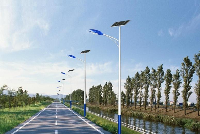 山西太阳能路灯采用什么系统?-金三普路灯