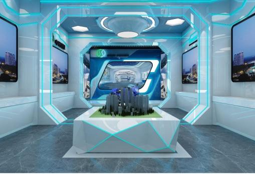 税务展厅展馆互动软件