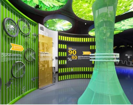 环保展厅互动软件