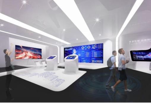 企业数字展厅互动软件