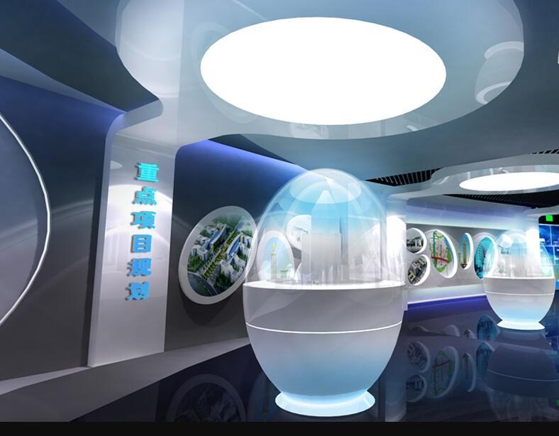 企业多媒体展厅需要哪些多媒体软件设备组成?