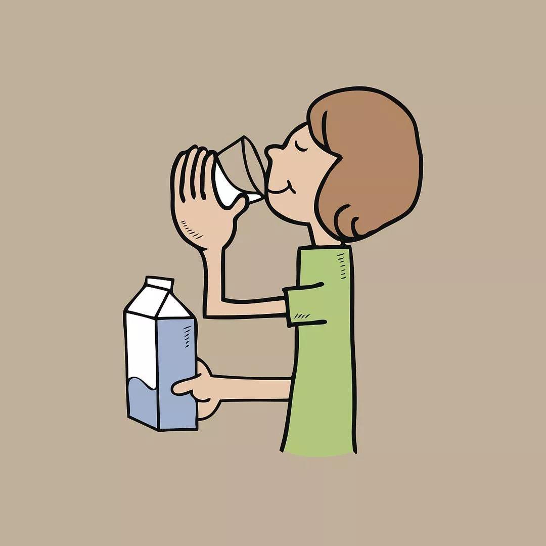 今天你喝牛奶了吗?
