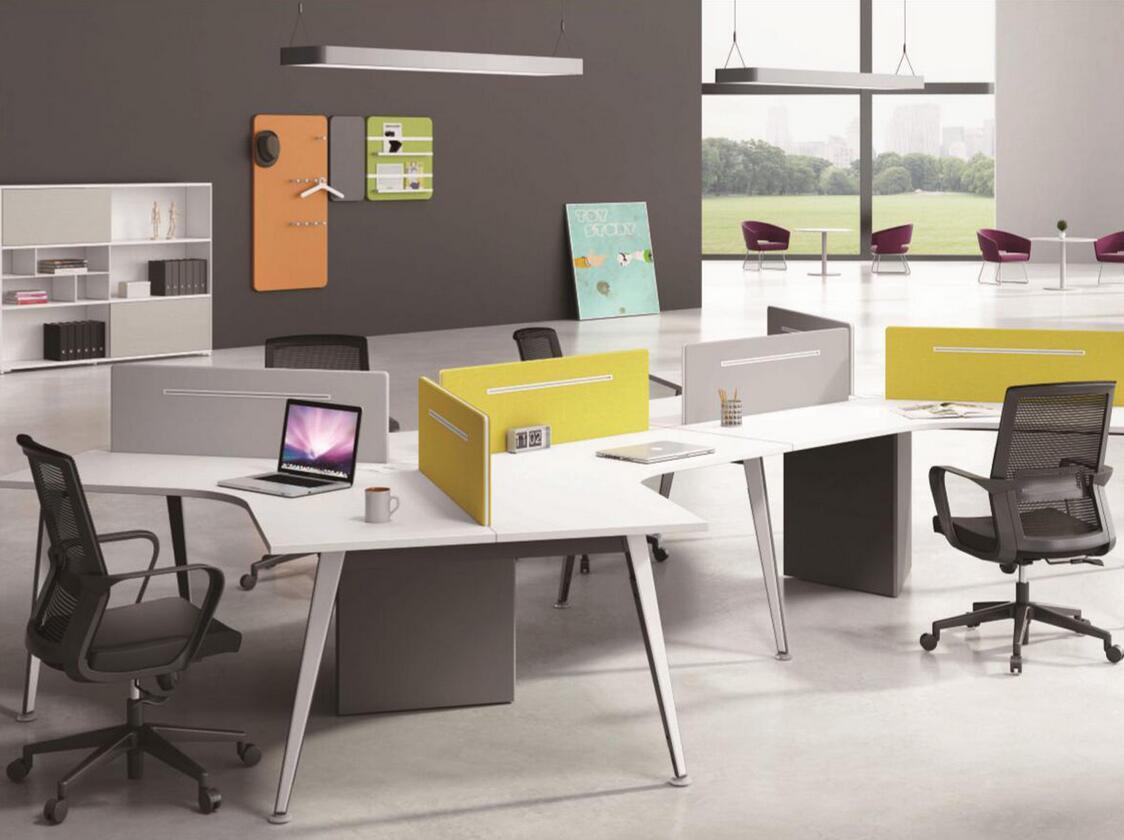 怎么选择员工的办公桌呢?成都办公家具为您讲解