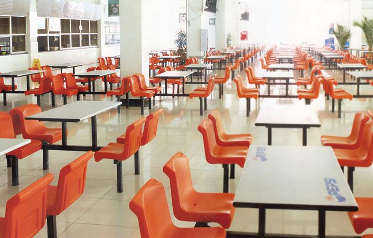 成都学校餐座椅