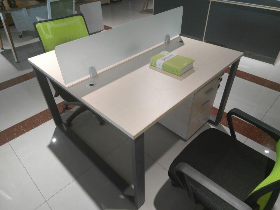 双人职员桌 对桌
