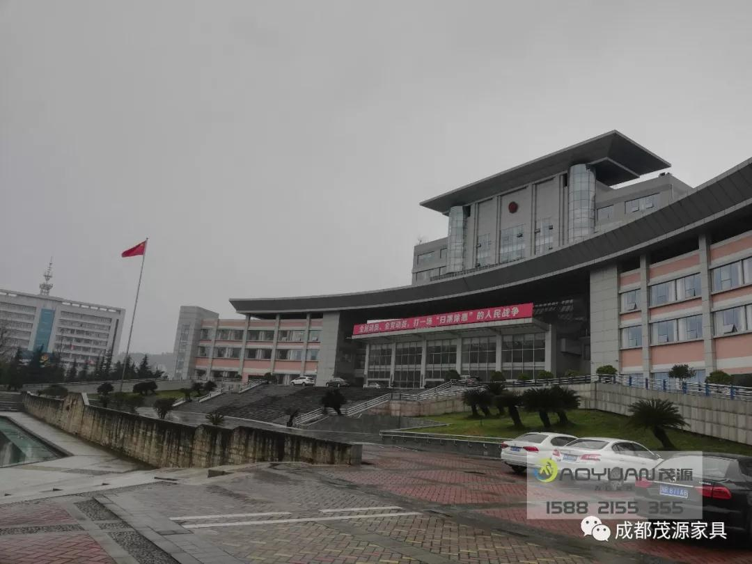 案例展示-阆中市政府