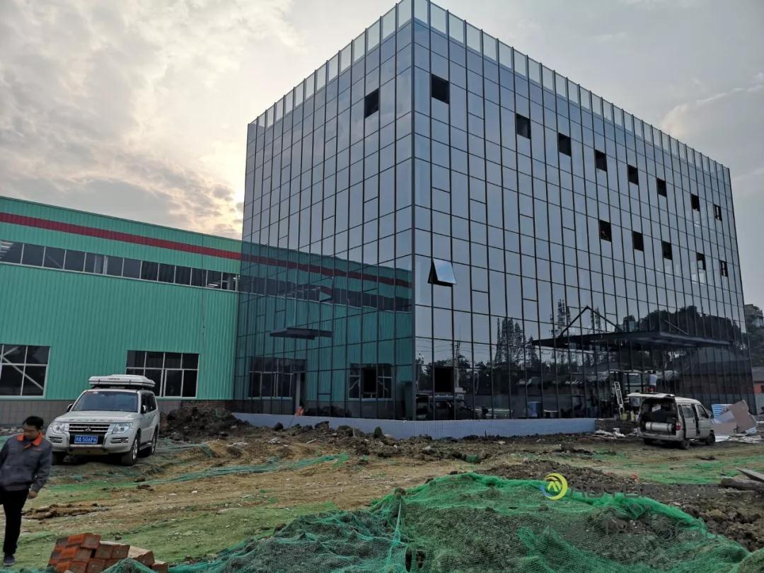 成都办公家具案例展示--广汉川油井控装备有限公司