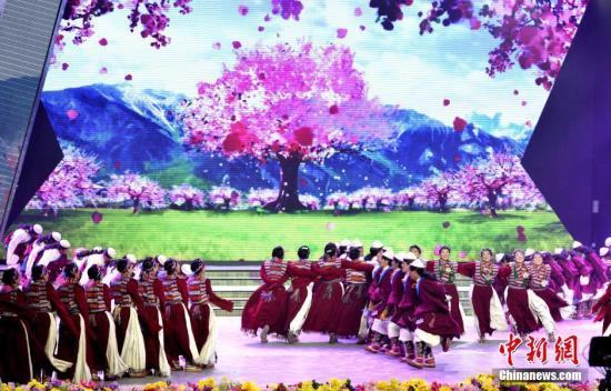 """西藏非遗传承人尼玛旺久:坚守""""一甲子""""让卓舞走出""""田野"""""""