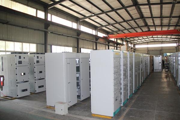 四川不锈钢柜体厂区展示