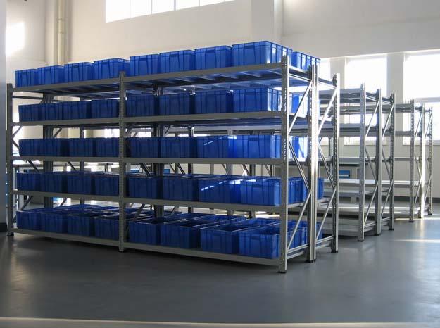 大型超市货架整理摆放小技巧!成都货架厂家为你介绍!