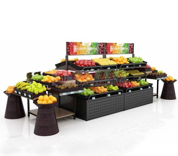 成都超市货架摆放四大技巧,建议收藏!