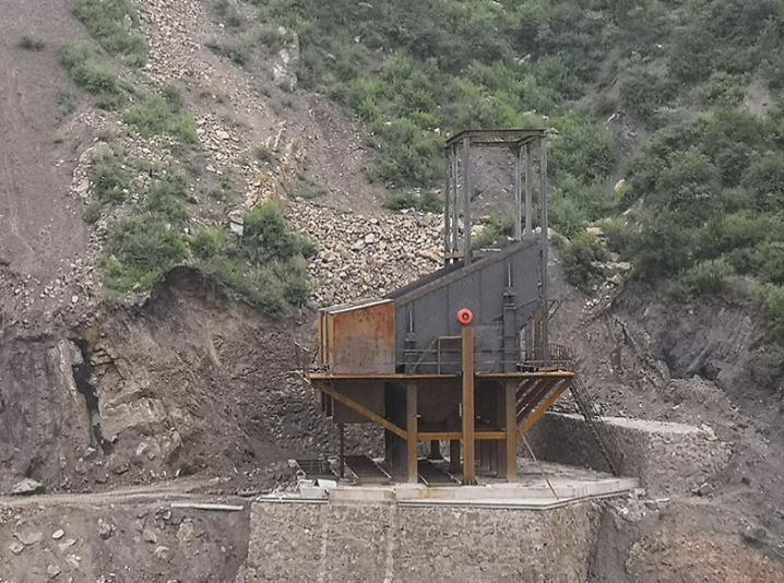 山西吕梁碎石厂