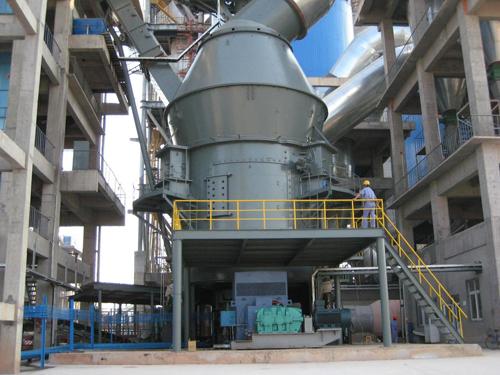 山东煤粉制备站